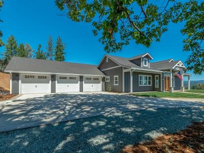 El Dorado County Single Family Home For Sale: 4425 Kruk Trail