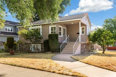 Sacramento Single Family Home For Sale: 541 42nd Street