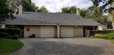 Granite Bay Multi Family Home For Sale: 6910 Folsom Oaks Court