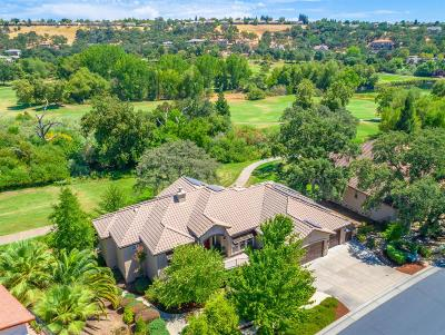 Rocklin Single Family Home For Sale: 4021 Clubview Court