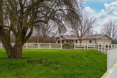 Colusa County Single Family Home For Sale: 469 Wyer Road