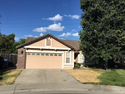 Antelope Single Family Home For Sale: 5108 Rosbury Dell Place