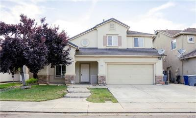 Merced Single Family Home For Sale: 431 Azalea Court