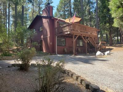 El Dorado County Single Family Home For Sale: 7526 Wentworth Springs Road