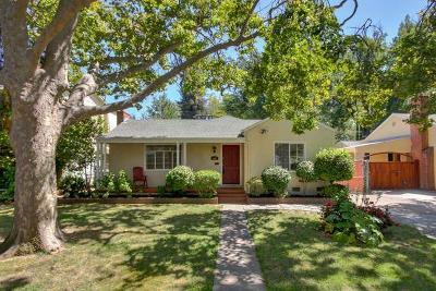 Sacramento Single Family Home For Sale: 640 Robertson Way