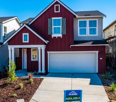 Elk Grove Single Family Home For Sale: 25 Seasmoke Place #Lot29
