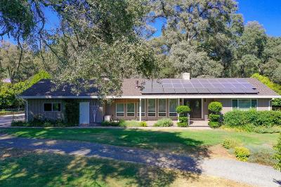 Auburn Single Family Home For Sale: 10770 Gautier Drive