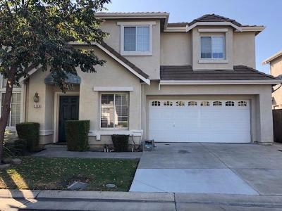 Stockton Single Family Home For Sale: 5736 Vintage Circle