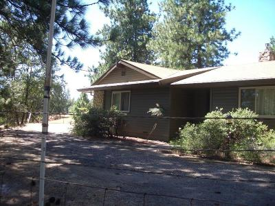 Placerville CA Single Family Home For Sale: $380,000