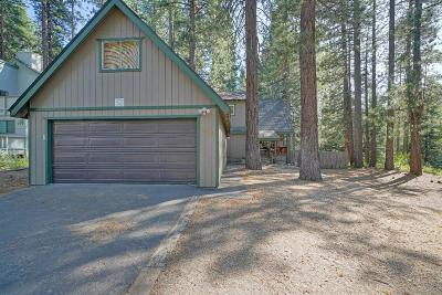 El Dorado County Single Family Home For Sale: 868 Tahoe Island Drive