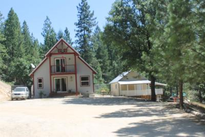 Nevada City, North San Juan Single Family Home For Sale: 3980 Ridge Road