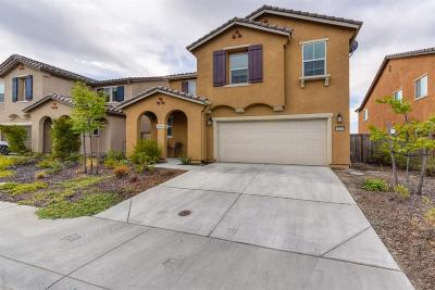 Roseville Single Family Home For Sale: 5129 Maestro Way