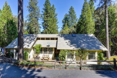 Pioneer Single Family Home For Sale: 22861 Rocky Lane