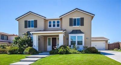 Roseville Single Family Home For Sale: 9670 Canopy Tree Street