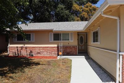 Stockton Single Family Home For Sale: 221 San Fernando Avenue
