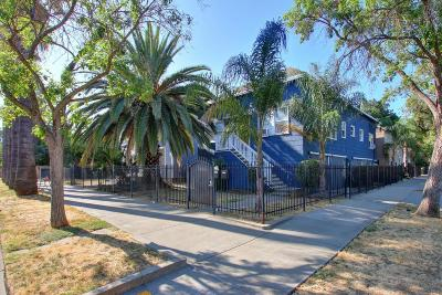 Sacramento Multi Family Home For Sale: 2611 Alhambra Boulevard