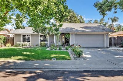 Modesto Single Family Home For Sale: 3213 Cato Court