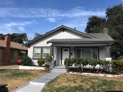 Stockton Single Family Home For Sale: 1626 North Berkeley Avenue
