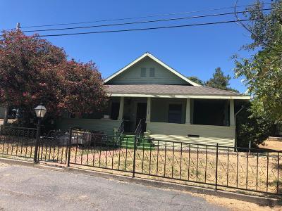Burson Single Family Home For Sale: 3308 Helisma