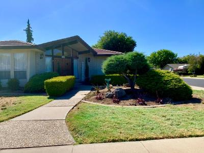 Modesto CA Single Family Home For Sale: $359,900