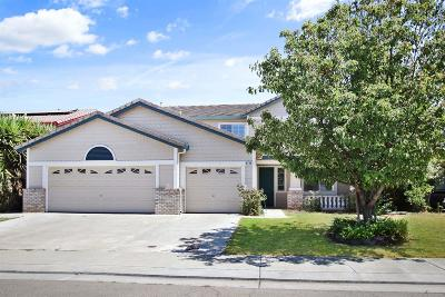 Stockton Single Family Home For Sale: 5118 Pier Drive