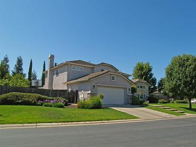 Stockton Single Family Home For Sale: 6064 Riverbank Circle