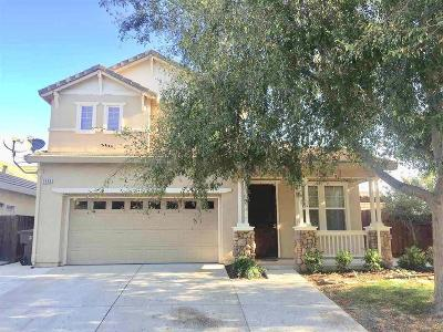 Tracy Single Family Home For Sale: 2733 Merchant Court
