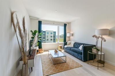San Francisco Single Family Home For Sale: 52 Innes Court #305