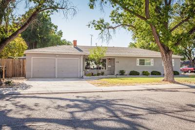 Modesto Single Family Home For Sale: 1525 Enslen
