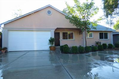 Citrus Heights Single Family Home For Sale: 7325 Cross Drive