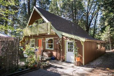 Placer County Single Family Home For Sale: 34348 E. Towle Road