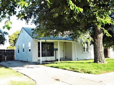 Stockton Single Family Home For Sale: 2043 North Funston Avenue