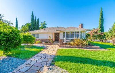 Sacramento Single Family Home For Sale: 3500 Bodega Court