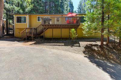 Pollock Pines Single Family Home For Sale: 5509 Sierra Springs Drive