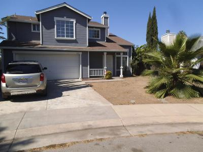 Stockton Single Family Home For Sale: 1957 Fort Hall Pl