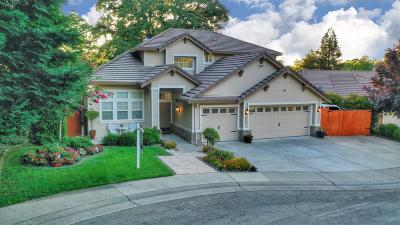 Orangevale Single Family Home For Sale: 8534 Arcade Oaks Court