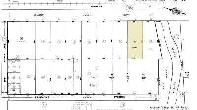 Stockton Residential Lots & Land For Sale: 3323 South El Dorado Street
