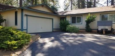 Grass Valley Single Family Home For Sale: 11963 Frances Drive