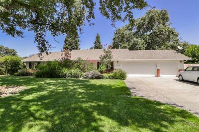 Stockton Single Family Home For Sale: 4525 Hildreth Lane