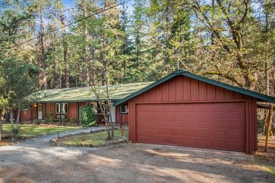 Grass Valley Single Family Home For Sale: 18006 Oak