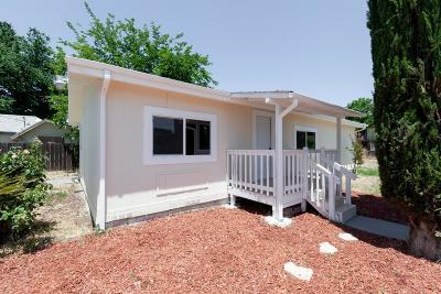 Patterson CA Single Family Home For Sale: $219,900