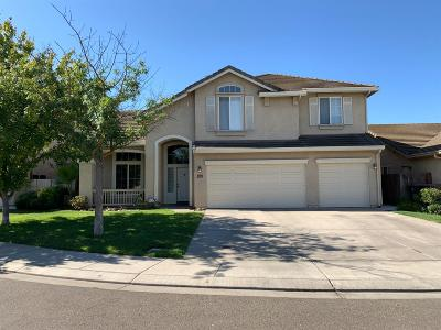 Modesto Single Family Home For Sale: 2808 Wind River Court