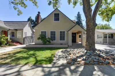 Sacramento Single Family Home For Sale: 649 38th Street