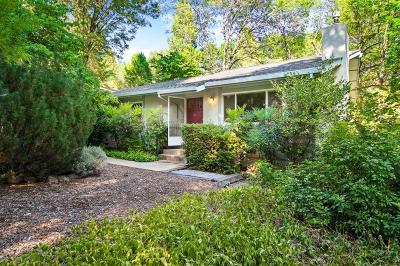 Nevada City Single Family Home For Sale: 15760 Ridge Estates Road