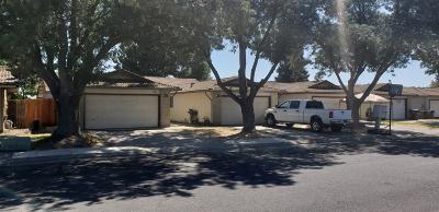 Stockton Multi Family Home For Sale: 3818 Otto Drive
