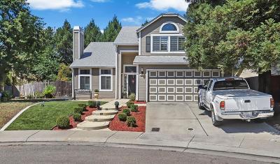 Stockton Single Family Home For Sale: 1547 Whitney Street