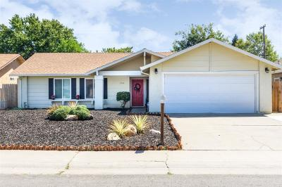 Sacramento Single Family Home For Sale: 3745 Rock Island Dr