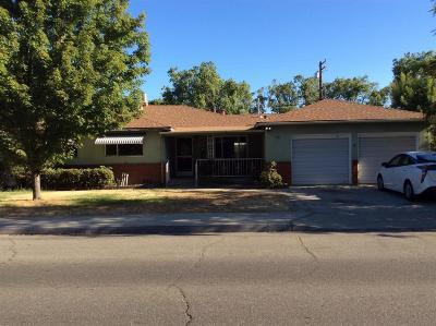Modesto Single Family Home For Sale: 1517 West Roseburg Avenue