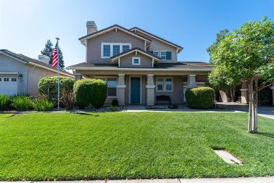 Modesto Single Family Home For Sale: 3820 Lakeside Drive