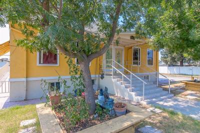 Salida Single Family Home For Sale: 4631 Magnolia St